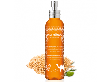 SUMPTUOUS DRY BODY OIL